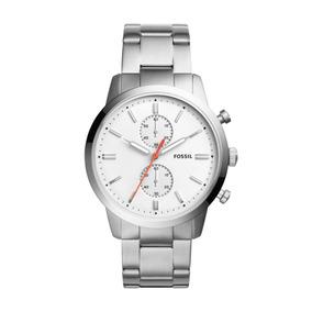 Relogio Fossil Linda Pulseira Branca - Relógios no Mercado Livre Brasil 03ef617b37