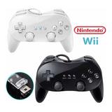 Control Clásico Para Consola Nintendo Wii Y Wii U