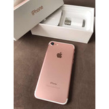 iPhone 7 32gb Rose Semi Novo!