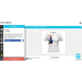 Script Personalizar Camisetas - Informática no Mercado Livre Brasil a346f33a80bb0