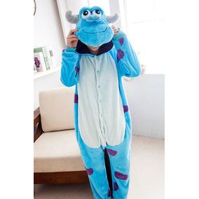 Pijama Sullivan Kigurumi Polar Unisex Envio Gratis!!!