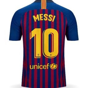 Jersey Barcelona 2019 Local Niño Lionel Messi Envío Gratis 3ff66c47459