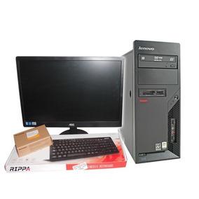Computadora Completa, Dual Core Con Monitor Y Garantía