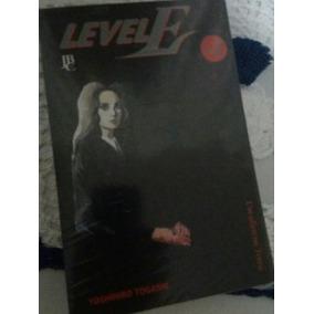 Mangá: Level E - Volumes 1 Ao 3