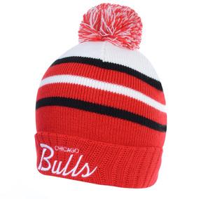 Gorro Mitchell   Ness Chicago Bulls Azul 31bc54df965