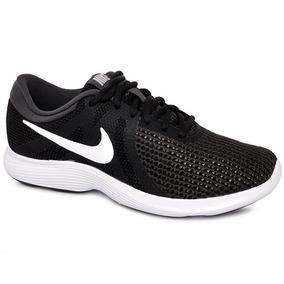 Tênis Nike Revolution 4 908999-001 Preto/branco