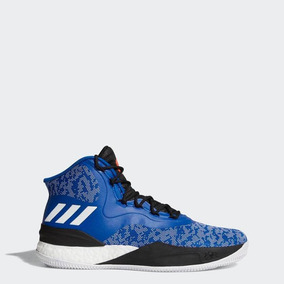 new style 25c58 63fc3 Tenis adidas D Rose 8 Básquetbol Hombre