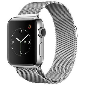 Apple Watch Series 2, 38 Mm, Aço Inox, Mnp62bz/a