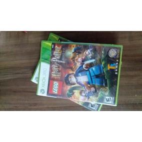 Lego Harry Potter 5-7 Xbox 360 Lacrado