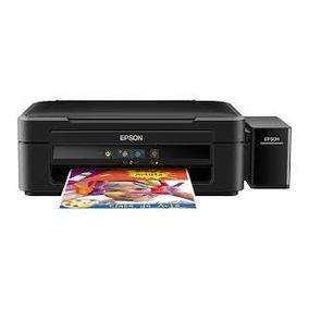 Impresora Epson L380 Multifuncional Imprime Copia Y Scanea