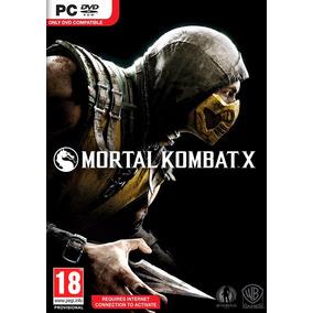 Mortal Kombat X (steam Key/regionfree/multilang)