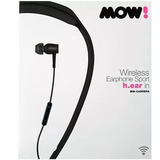 Auriculares Mow Carrera Sport Wireless Bt Soundgroup.