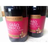2 Grão Vasco - Vinho Fino Tinto Meio-seco - 750ml Portugal abc8199a66