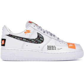 Tenis Nike Force One Just Do It Sticker Oferta Especial!