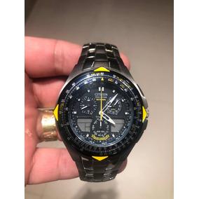 b0200eac35a Citizen Skyhawk Fab 60 Anos Numerado Titanium - Relógios De Pulso no ...
