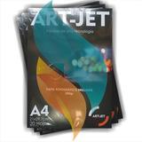 Papel Fotografico 200gr A4 20hjs Glossy Brillante Art Jet