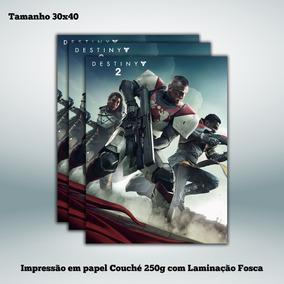 Poster Destiny 2 - 30x40 Cm