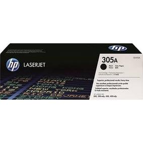 Toner Hp Laserjet Negro 305a Original Nuevo Ce410a