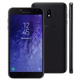 Samsung Galaxy J4 16gb Dual Chip 4g 13mp + Cartão 32gb