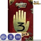 Gravity Falls Diario 3 / Dysney Company ® / 1 Tomo