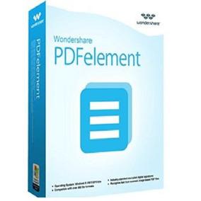 Wondershare Pdf Element 6.8 Ocr Português - Envio Por Email