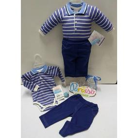 Conjuntos Outros Meninas Azul aço de Bebê no Mercado Livre Brasil bfdefdad620