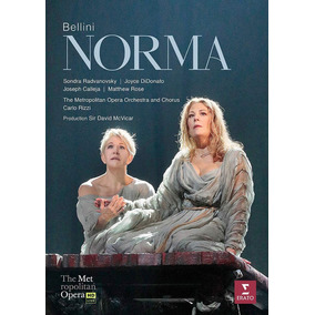 Bellini - Norma - Didonato Radvanovsky - Dvd