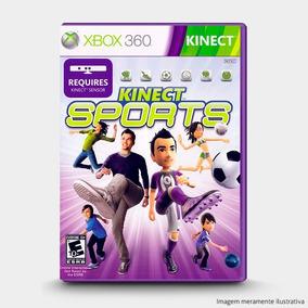 Kinect Sports - Original Para Xbox 360 - Novo