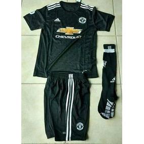 Uniformes De Futbol Economicos Completos Manchester United 312af7a99ccde