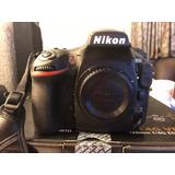 Nikon D810, Camara Con Lente Af-s 24-120mm, Seminueva