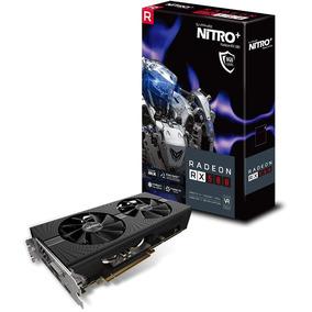 Tarjeta De Video Sapphire Nitro Radeon Rx 580 4gb Rx580 New