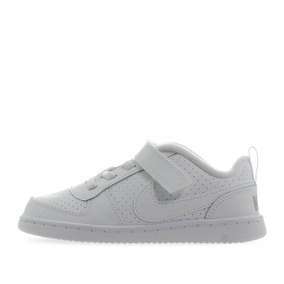 b05ae5327ca Tenis Nike Court Borough Low - 870029100 - Blanco - Bebes