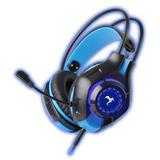 Auricular Gamer Fortnite Microfono Ps4 Xbox Led Headset Usb