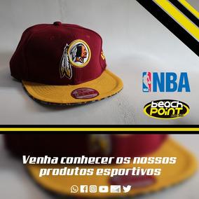 Gorro De Jogo New Era Nfl Washington Redskins Novo Original ... 74be3c2f972