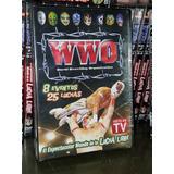Dvd 8 Eventos De Lucha Libre Mexicana Wwo Y Mas