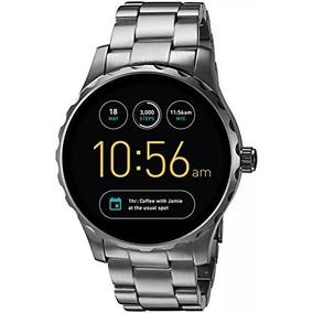 281d2876e032 Reloj Inteligente Fossil Q Marshal Acero Inox Y Pant. Táctil