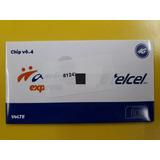 Chip Telcel Express Lada (81) Monterrey V6.4 4g Lte Sim Nano