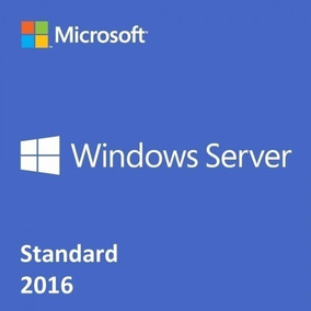 Windows Server Std 2016 64bits Esd
