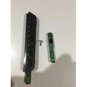 Teclado De Funções E Sensor Remoto Semp Toshiba Dl3260(a)w