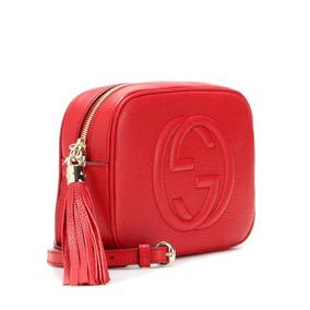be9b0e1982bda Gucci Bolsa Roja - Equipaje y Bolsas en Distrito Federal en Mercado ...