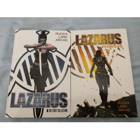 Lazarus Hardcover Vol.1 E 2