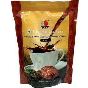 Cafe Negro 2 En 1 Lingzhi Coffe Ganoderma Lucidum Dxn 20 Sob