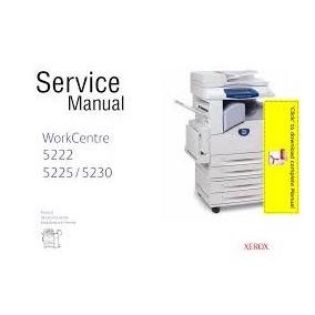 Manual Técnico Xerox 5222 A3