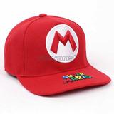 Gorra Béisbol (jockey), Super Mario Bros - Envío Gratis !!!