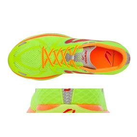 Zapatos Deportivos   Newton Running   Amarillo Neon   Mujer