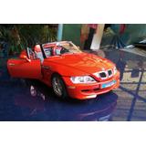 Bmw M Roadster 1996, Burago Escala 1/18