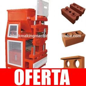 Kit Construye Maquina Hidráulica Para Ladrillos Huecos /195