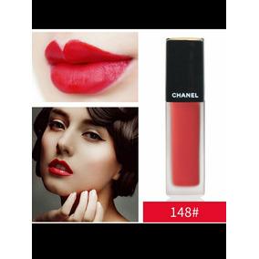 96df371759e Batom Gloss Matte Rouge Allure Chanel 148 Libéré  original
