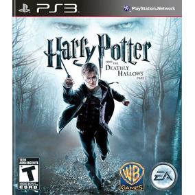 Juegos Ps3 Harry Potter Y Las Reliquias De La Muerte Parte 2 En