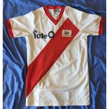 Camiseta River 1986 Retro Colección Enzo Fracescoli